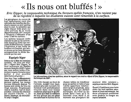 2001 Goumois 9