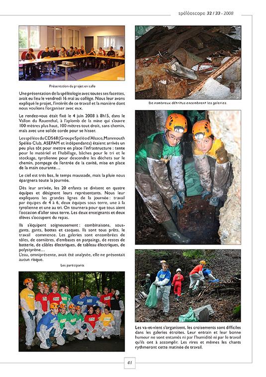 2008 Depollution mine SCOPE 32-2