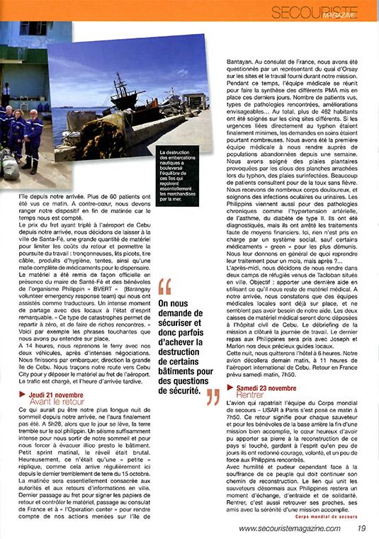 SECOURISTE MAG 18 CMS-12